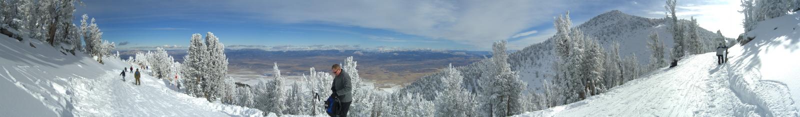 Nevada from Heavenly