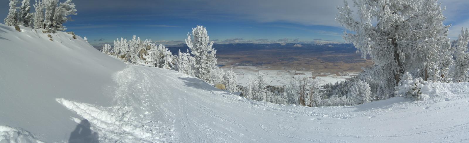 Nevada from Heavenly Panorama 2
